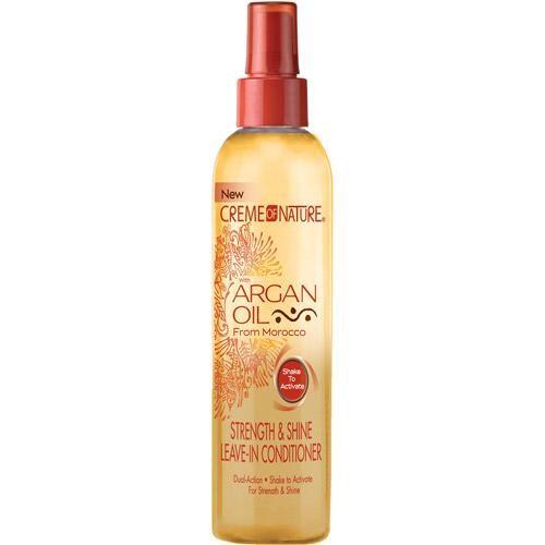 Creme Of Nature Argan Oil Natural Hair Review