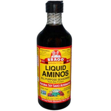 Bragg liquid aminos for hair