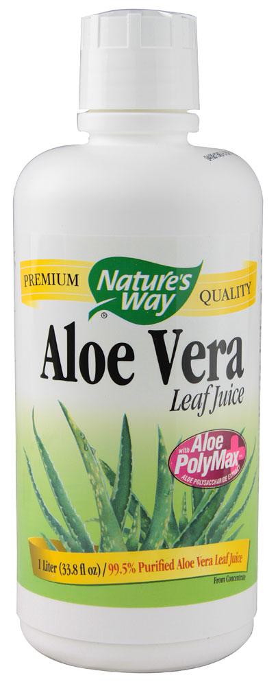 natures way aloe vera juice