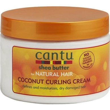 Creme Of Nature Pudding Perfection Curl Enhancing Cream Review