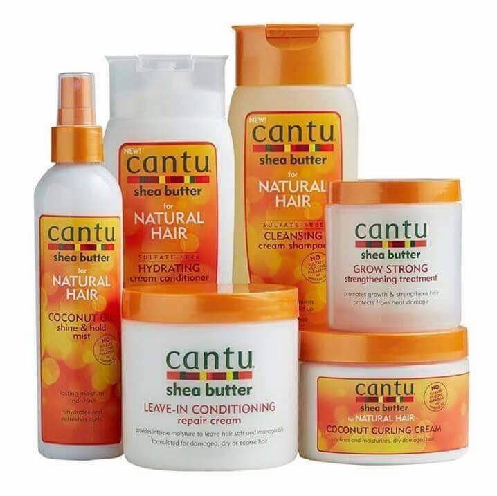 Is Cantu Good For Natural Hair